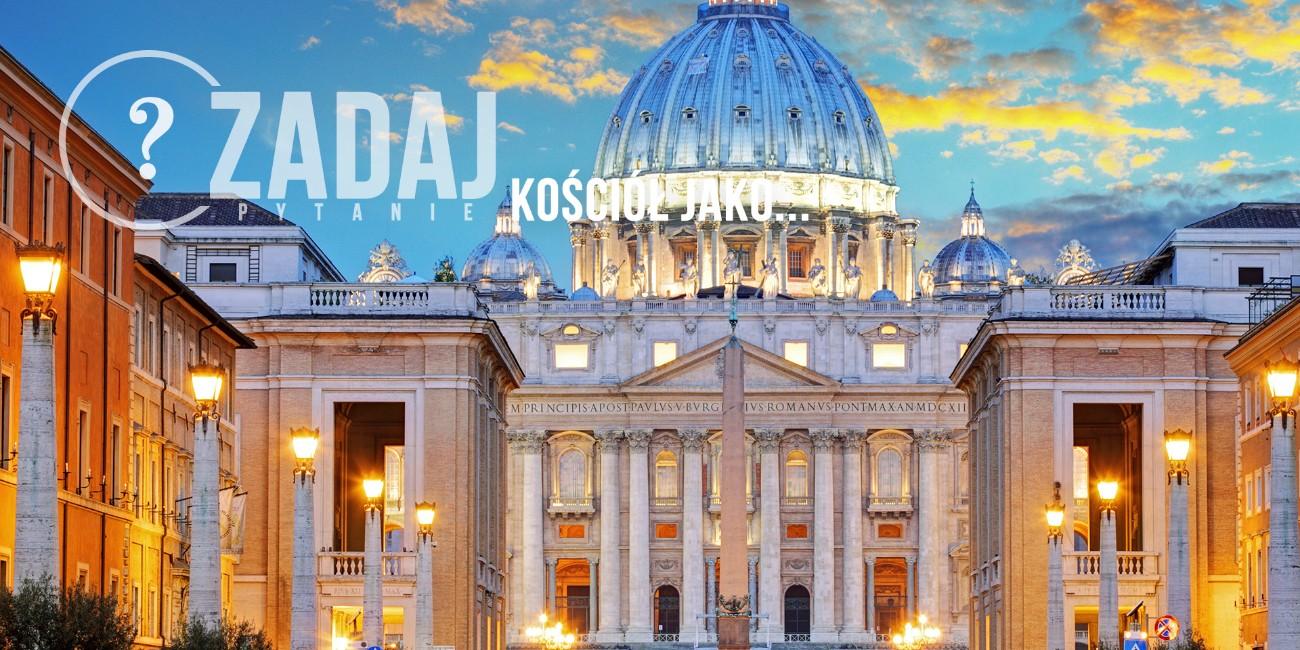 Zadaj pytanie: O. Michał Legan OSPPE - Kościół jako instytucja