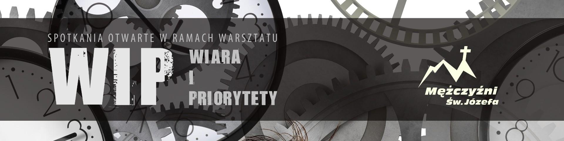 """""""WIP - Wiara i Priorytety"""" - Spotkanie z Donadem Turbittem"""