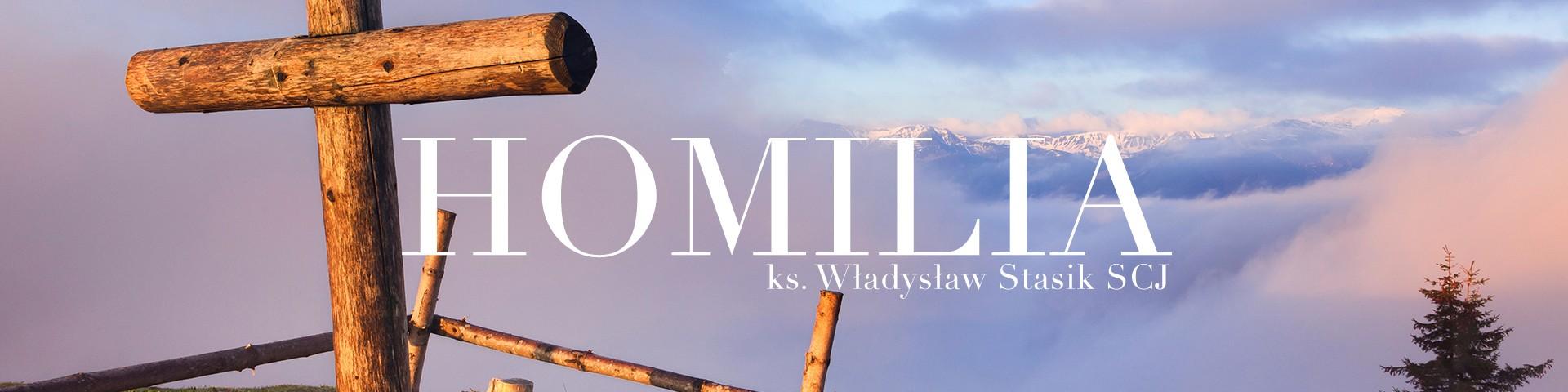 HOMILIE I KAZANIA
