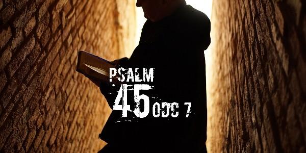 """Rekolekcje Wielkopostne 2018 - """"Psalm 45"""" ks. Artur Ważny - odc. 7"""