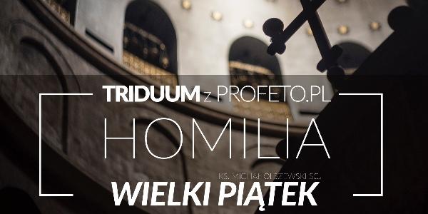 Wiadro gwoździ - Homilia ks. Michała Olszewskiego SCJ (audio)