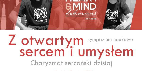 """Sympozjum naukowe """"Z otwartym sercem i umysłem"""""""