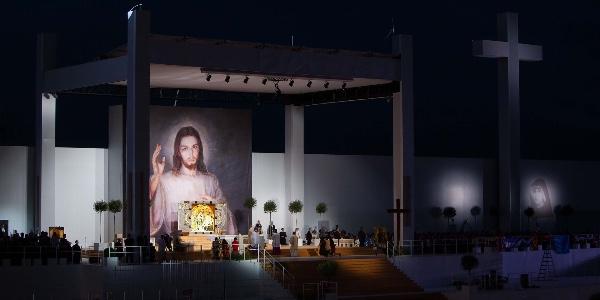 Czuwanie z Papieżem Franciszkiem