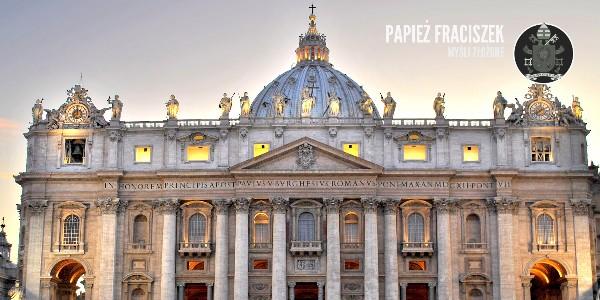 Chwila z papieżem Franciszkiem