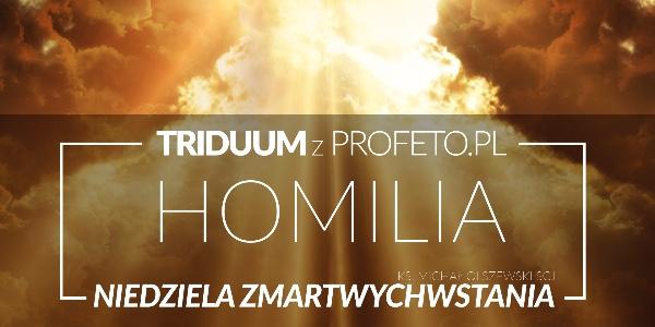 Sudarion, chusta która pamięta... - Homilia ks. Michała Olszewskiego SCJ (audio)