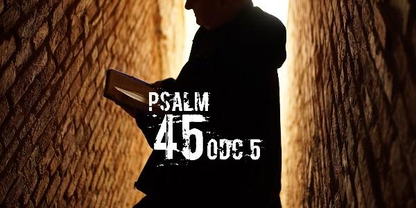 """Rekolekcje Wielkopostne 2018 - """"Psalm 45"""" ks. Artur Ważny - odc. 5"""