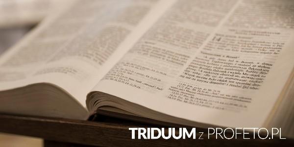 Bóg przychodzi -  Wielki Czwartek (video)