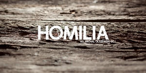 Pogubieni - Homilia na dziś