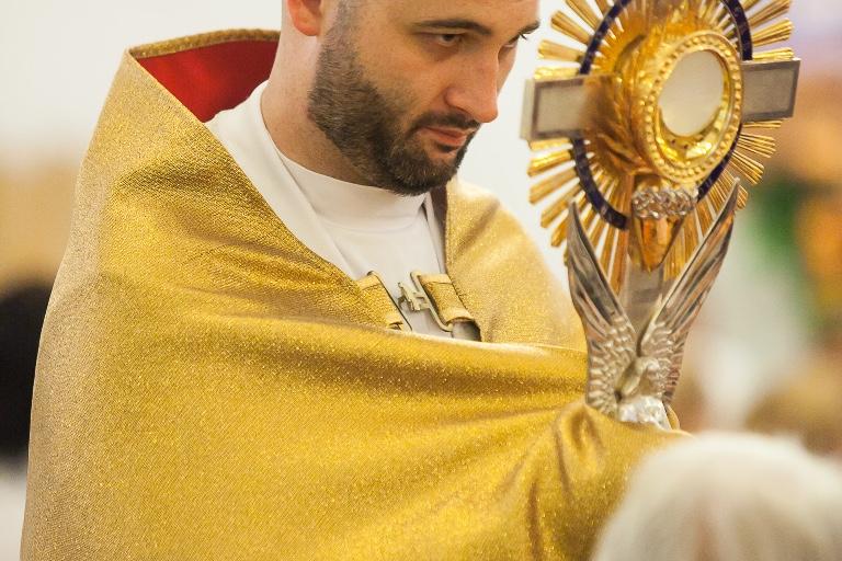 Czuwanie modlitewne w Stadnikach