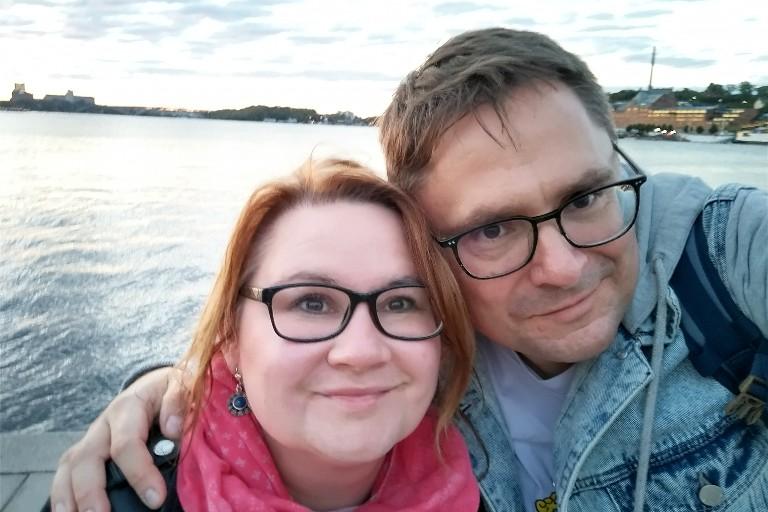 Małgorzata i Tomasz Terlikowscy z audycją w Radiu Profeto