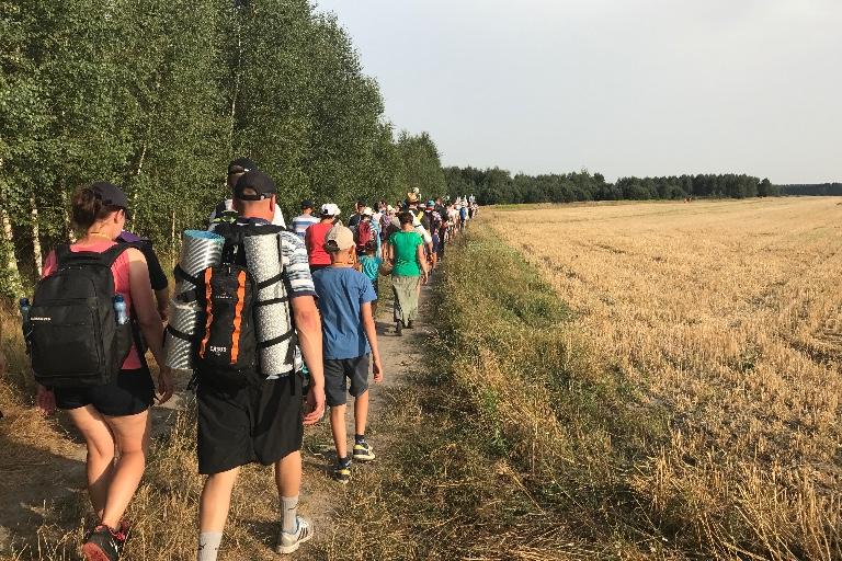 Pielgrzymka Radomska 2017 (foto)
