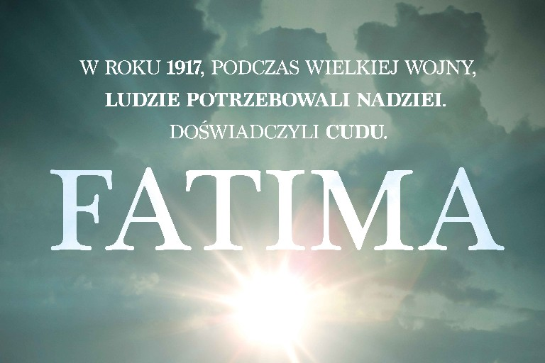 """Film """"Fatima"""" od 1 października w kinach"""